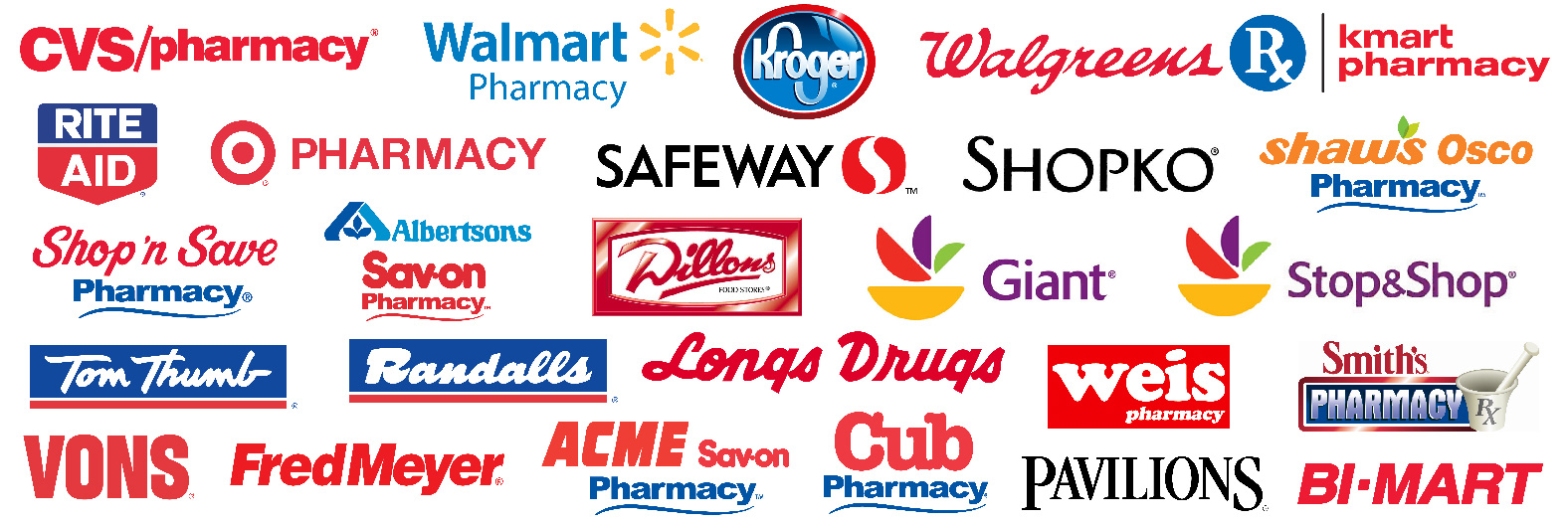 Participating Pharmacies